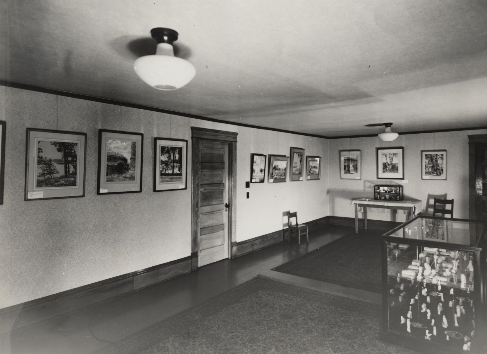 The Little Art Gallery in 1938