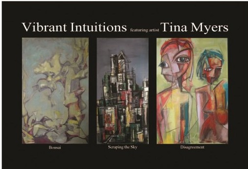 Vibrant Intuitions featuring artist Tina Myers