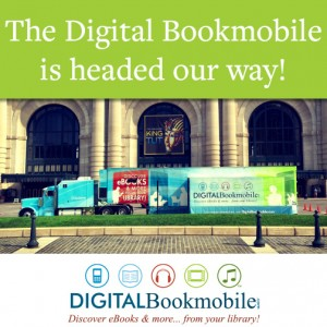 Digital Bookmobile Visits NCPL
