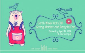 Spring Market and Recycle Fair