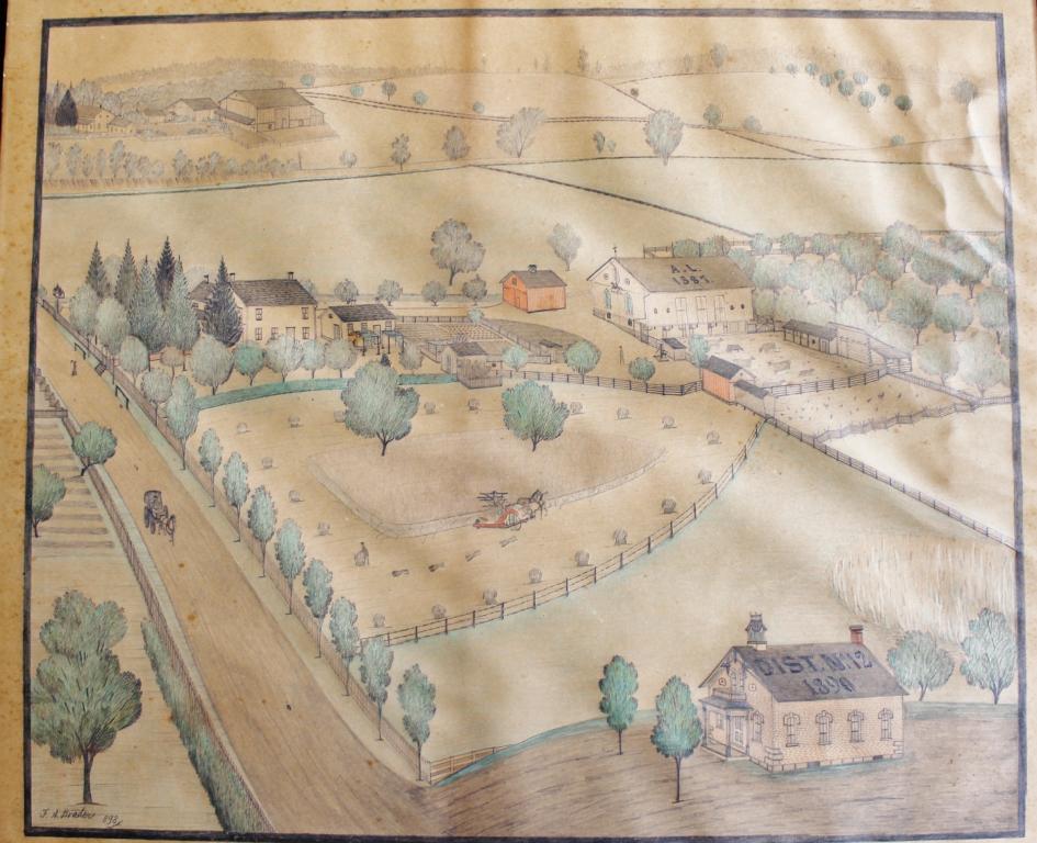 Brader, Ferdinand - Adolph Lincke's Homestead