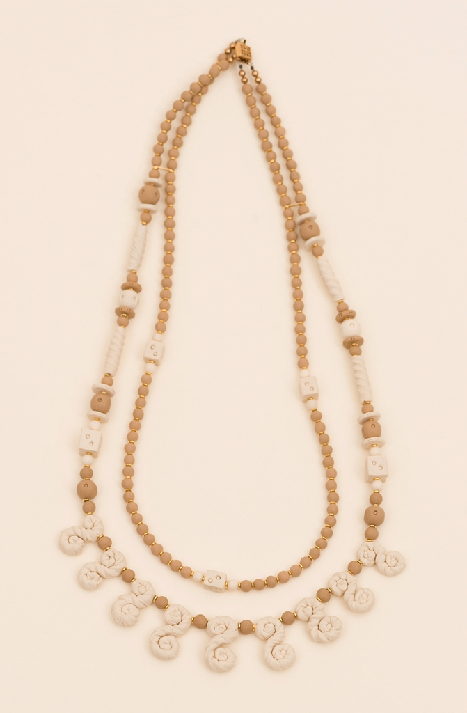 Deanne M. Christman-Resch, Double Strand Necklace
