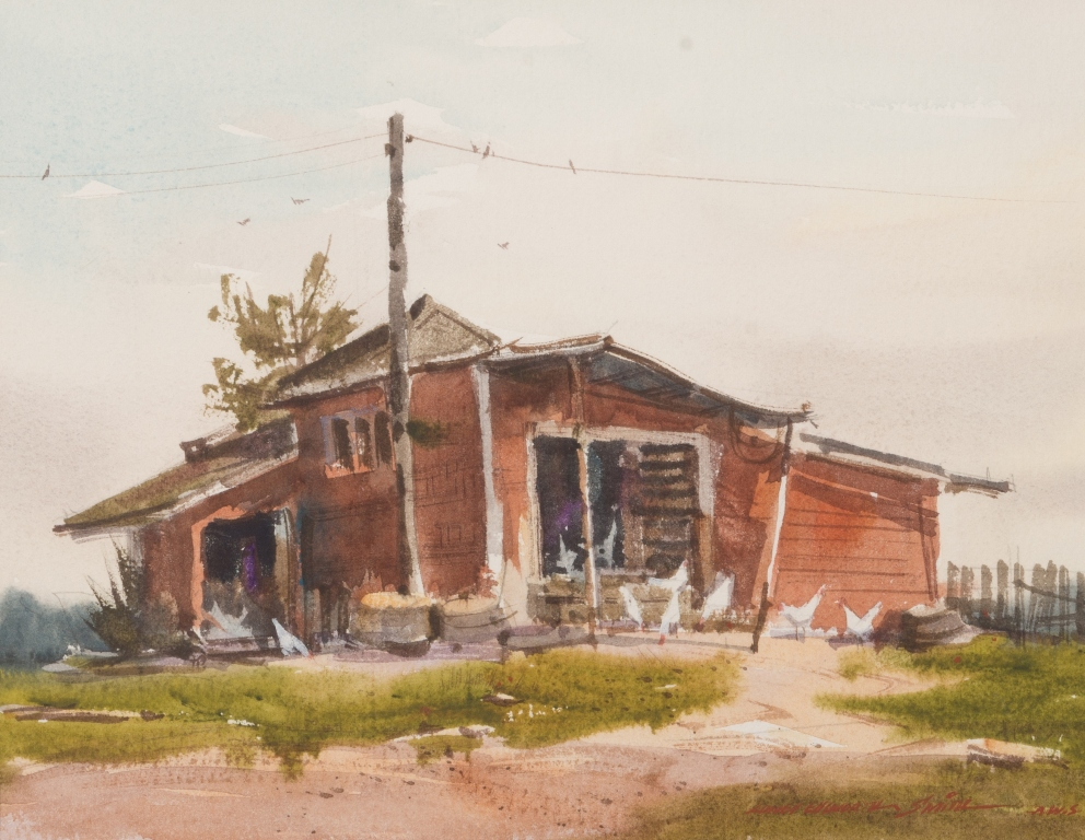 Lowell E. Smith, Bralow's Chicken Coop