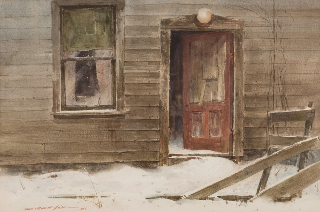 Lowell E. Smith, Em's Back Door