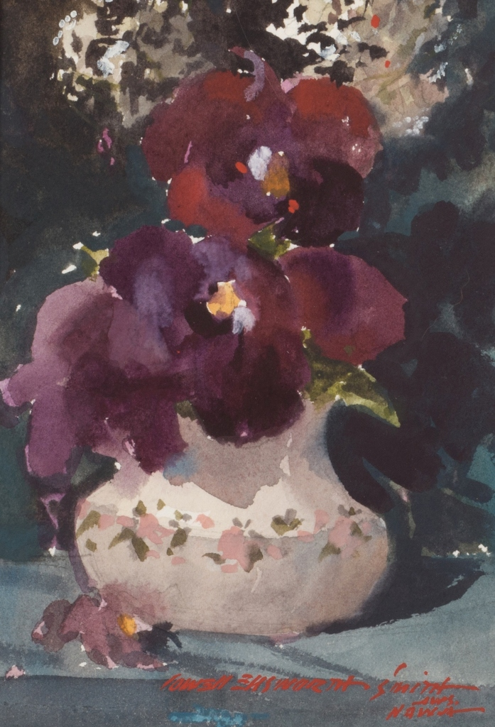 Lowell E. Smith, Pansies