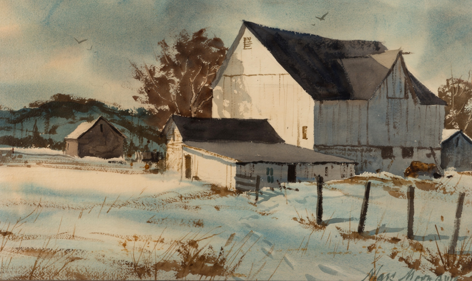 Marc Moon, Winter on 241
