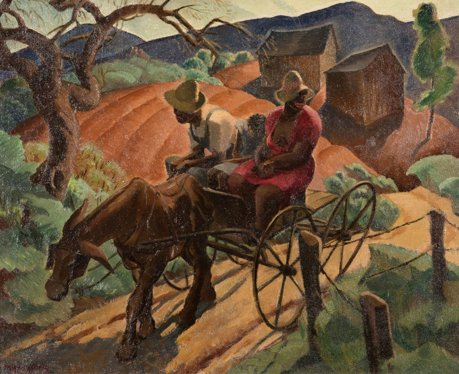 Mildred Olmes, The Road Home