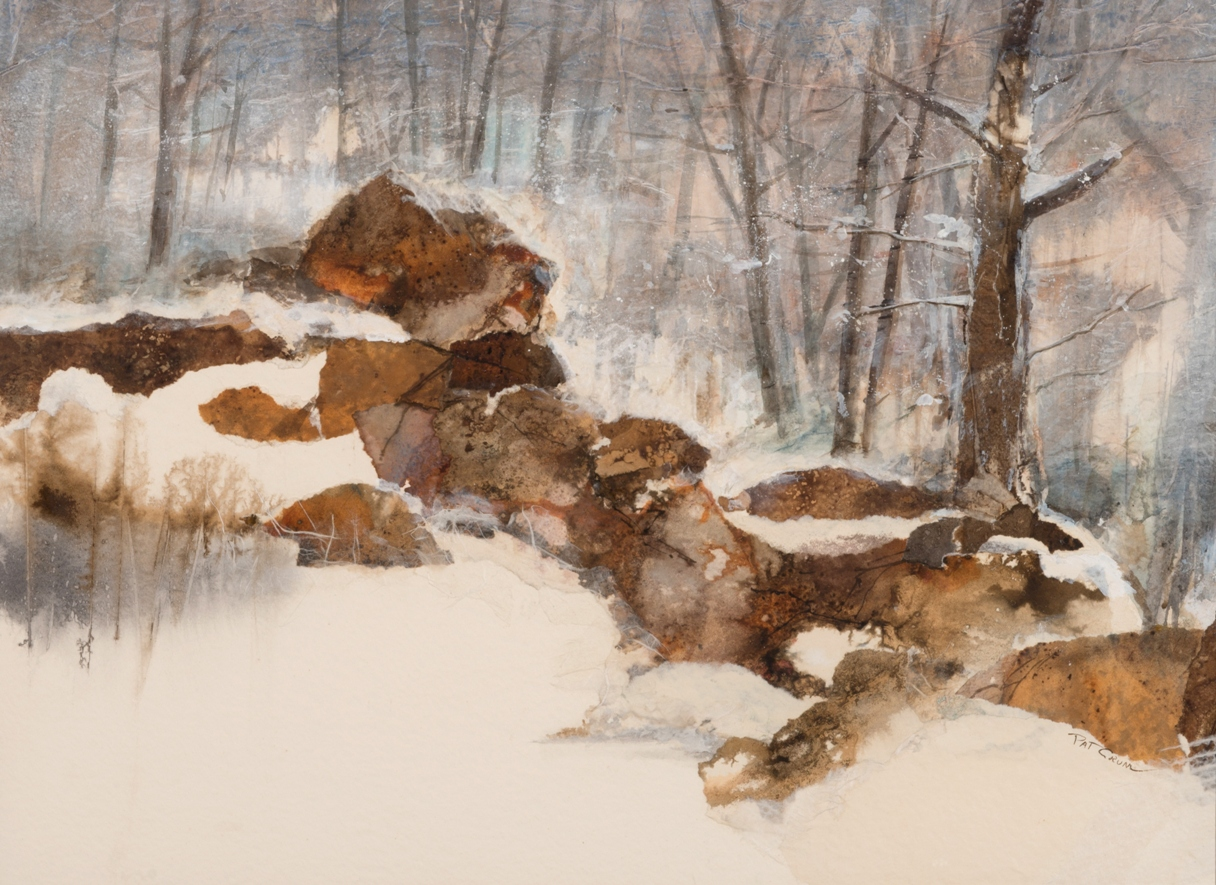 Patricia Crum, Winter Eden