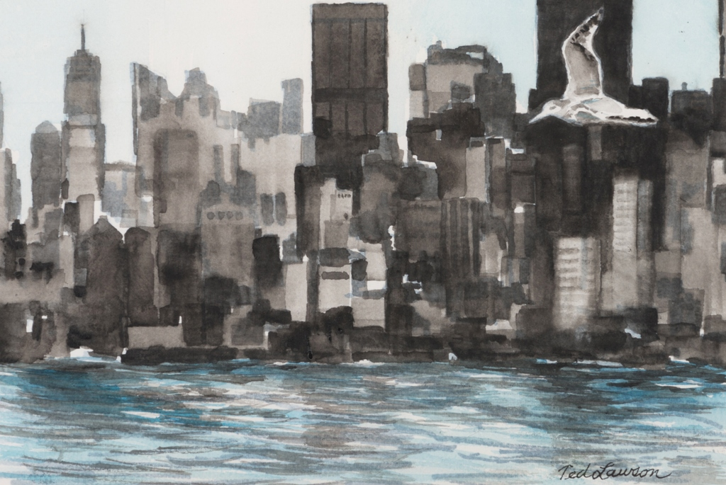 Ted Lawson, Seagulls in the City